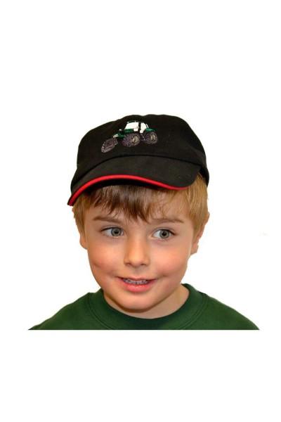 Kinder-Mütze Traktor