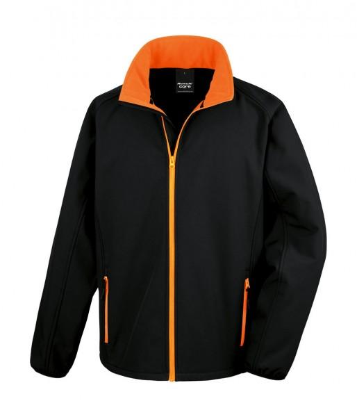 Bedruckbare Softshell Jacke