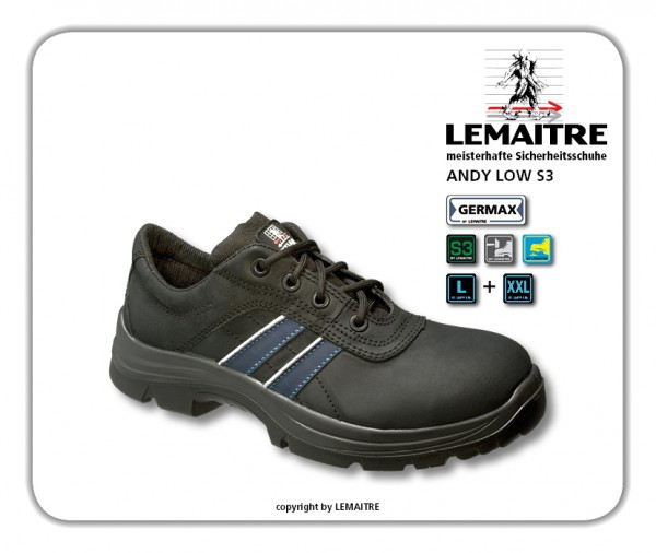 Damenschuh Andy Low S3