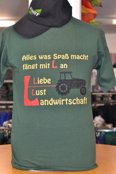 """T-Shirt """"Alles was Spaß macht"""""""