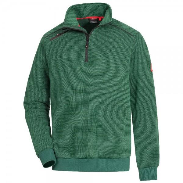 Pullover Motion Tex Plus grün