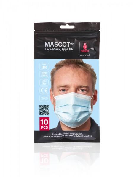 Gesichtsmasken Typ 2R 10er Pack
