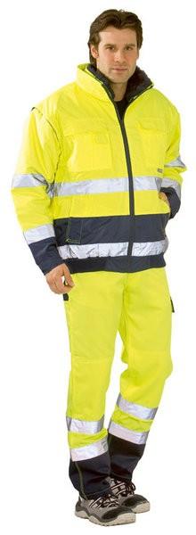 Warnwetterschutz Comfortjacke