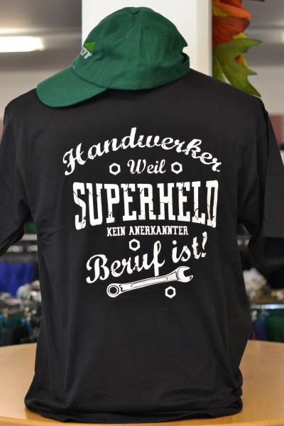 """T-Shirt """"Superheld"""""""